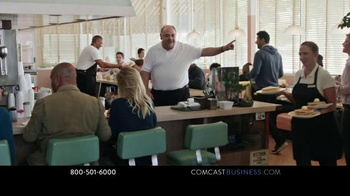 Comcast Business WiFi Pro TV Spot, 'Hotcakes' - Thumbnail 6