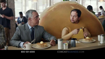 Comcast Business WiFi Pro TV Spot, 'Hotcakes' - 7979 commercial airings