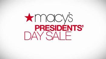 Macy's Presidents' Day Sale TV Spot, 'Mattresses' - Thumbnail 7