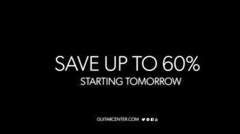Guitar Center Presidents Day Sale TV Spot, 'The Moment' - Thumbnail 10