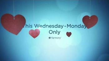 eHarmony Free Communication Weekend TV Spot, 'Valentine's Day' - Thumbnail 4