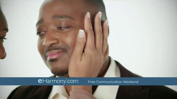 eHarmony Free Communication Weekend TV Spot, 'Valentine's Day' - Thumbnail 9