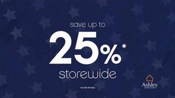 Ashley Furniture Homestore Presidents' Day Sale TV Spot, 'Save Storewide' - Thumbnail 4