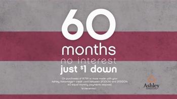 Ashley Furniture Homestore Presidents' Day Sale TV Spot, 'Save Storewide' - Thumbnail 5