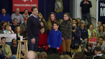 Marco Rubio for President TV Spot, 'Family' - 24 commercial airings