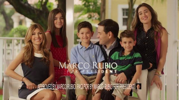 Marco Rubio for President TV Spot, 'Family' - Thumbnail 6