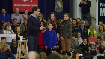 Marco Rubio for President TV Spot, 'Family' - Thumbnail 2