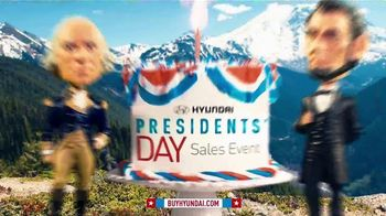 Hyundai Presidents' Day Sales Event TV Spot, 'Extended' - Thumbnail 1