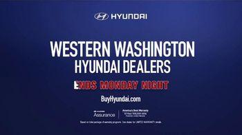 Hyundai Presidents' Day Sales Event TV Spot, 'Extended' - Thumbnail 9