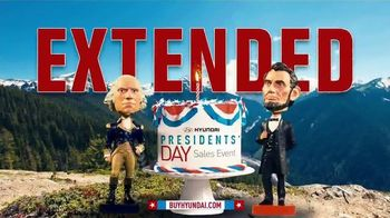 Hyundai Presidents' Day Sales Event TV Spot, 'Extended' - Thumbnail 2