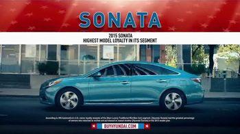 Hyundai Presidents' Day Sales Event TV Spot, 'Extended' - Thumbnail 3