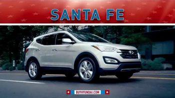 Hyundai Presidents' Day Sales Event TV Spot, 'Extended' - Thumbnail 4