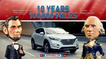 Hyundai Presidents' Day Sales Event TV Spot, 'Extended' - Thumbnail 6