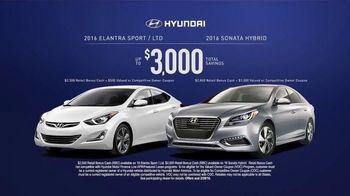 Hyundai Presidents' Day Sales Event TV Spot, 'Extended' - Thumbnail 7