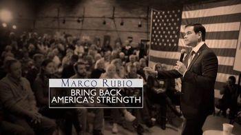 Marco Rubio for President TV Spot, 'Fear' Featuring Trey Gowdy
