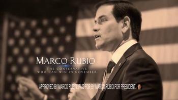 Marco Rubio for President TV Spot, 'Fear' Featuring Trey Gowdy - Thumbnail 9