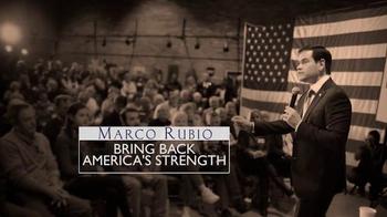 Marco Rubio for President TV Spot, 'Fear' Featuring Trey Gowdy - Thumbnail 5