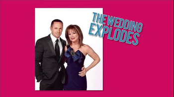 ABC Soaps In Depth TV Spot, 'General Hospital: The Wedding Explodes' - 2 commercial airings