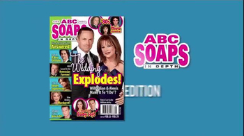 ABC Soaps In Depth TV Spot, 'General Hospital: The Wedding Explodes' - Thumbnail 3