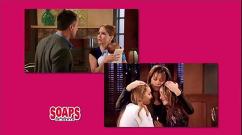 ABC Soaps In Depth TV Spot, 'General Hospital: The Wedding Explodes' - Thumbnail 4
