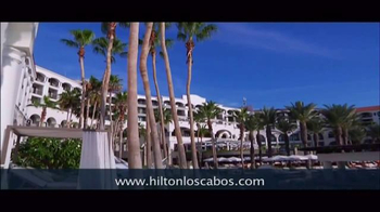 Hilton Los Cabos Beach & Golf Resort TV Spot, 'Luxury' - Thumbnail 10