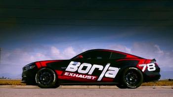 Borla Exhaust TV Spot, 'The Greatest Impact' - Thumbnail 1