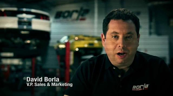 Borla Exhaust TV Spot, 'The Greatest Impact' - Thumbnail 3