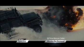 Time Warner Cable On Demand TV Spot, 'Spectre' - Thumbnail 4