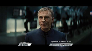 Time Warner Cable On Demand TV Spot, 'Spectre' - Thumbnail 5