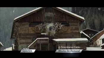 Time Warner Cable On Demand TV Spot, 'Spectre' - Thumbnail 6