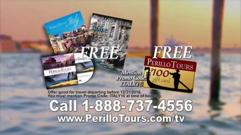 Perillo Tours TV Spot, 'The Choice is Yours' - Thumbnail 6