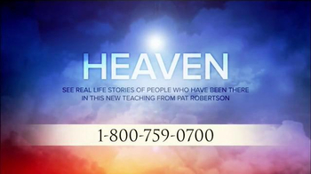 Pat Robertson: Heaven Home Entertainment TV Spot