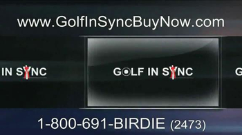 Golf in Sync TV Spot, 'Execute Under Pressure' - Thumbnail 7