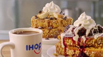 IHOP Double-Dipped French Toast TV Spot, 'It's Back' - 2439 commercial airings