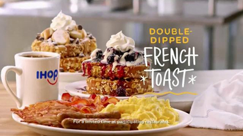 IHOP Double-Dipped French Toast TV Spot, 'It's Back' - Thumbnail 10