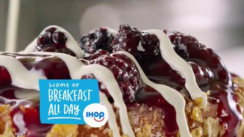 IHOP Double-Dipped French Toast TV Spot, 'It's Back' - Thumbnail 6