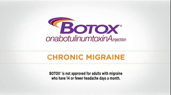 BOTOX TV Spot, 'Chronic Migraines' - Thumbnail 3
