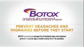 BOTOX TV Spot, 'Chronic Migraines' - Thumbnail 4