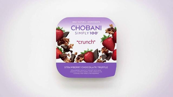 Chobani Simply 100 Crunch TV Spot, 'Flying Cookies' - Thumbnail 1