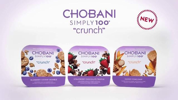 Chobani Simply 100 Crunch TV Spot, 'Flying Cookies' - Thumbnail 8
