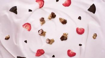 Chobani Simply 100 Crunch TV Spot, 'Flying Cookies'