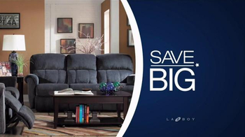 La-Z-Boy Presidents' Day Sale TV Spot, 'Save Big' - Thumbnail 1
