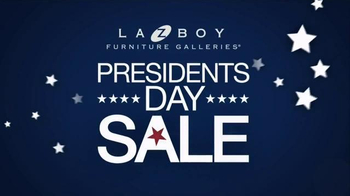 La-Z-Boy Presidents' Day Sale TV Spot, 'Save Big' - Thumbnail 4
