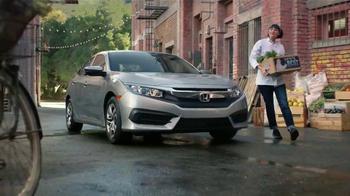 Honda Civic TV Spot, 'Montañismo' [Spanish] - Thumbnail 4
