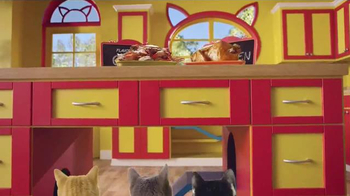 Friskies Cat Concoctions TV Spot, 'Flavor' - Thumbnail 8
