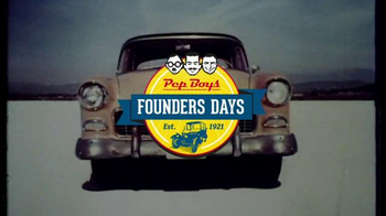 PepBoys Founders Days TV Spot, 'Brakes and Tires' - Thumbnail 2