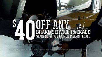 PepBoys Founders Days TV Spot, 'Brakes and Tires' - Thumbnail 3