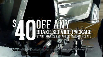 PepBoys Founders Days TV Spot, 'Brakes and Tires' - Thumbnail 5