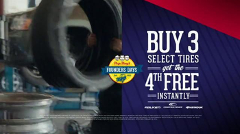 PepBoys Founders Days TV Spot, 'Brakes and Tires' - Thumbnail 7
