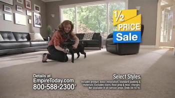 Empire Today Half Price Sale TV Spot, 'Beautiful Floors' - Thumbnail 7